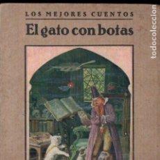Libros antiguos: EL GATO CON BOTAS Y OTROS CUENTOS (ARALUCE, S.F.). Lote 187100236