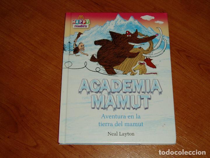 LIBRO ACADEMIA MAMUT MC DONALD (Libros Antiguos, Raros y Curiosos - Literatura Infantil y Juvenil - Cuentos)