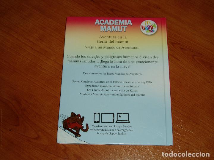 Libros antiguos: LIBRO ACADEMIA MAMUT MC DONALD - Foto 2 - 187213852