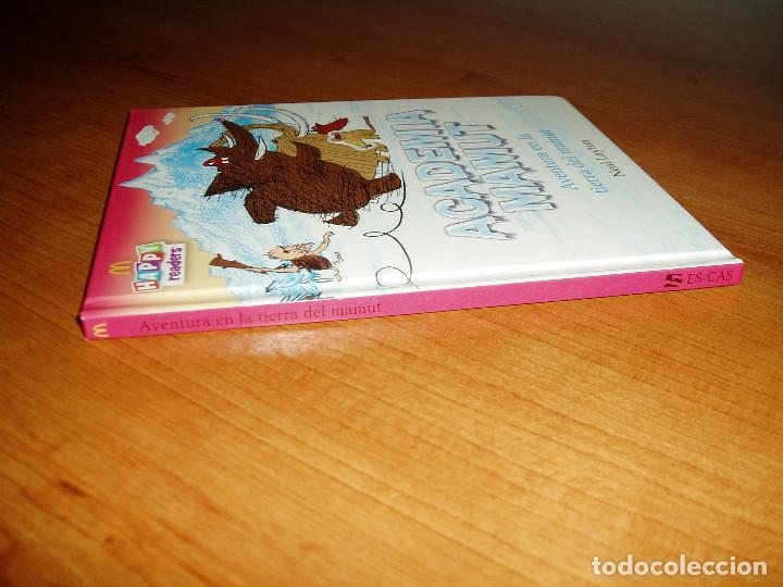 Libros antiguos: LIBRO ACADEMIA MAMUT MC DONALD - Foto 3 - 187213852
