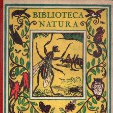 Libros antiguos: MANUEL MARINEL.LO Y RICARDO OPISSO : SACRIFICIO Y LA CIENCIA DEL TOPO (BIBLIOTECA NATURA, C. 1920). Lote 187314385