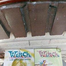 Libros antiguos: WITCH-LOTE DE 4 LIBROS,UNO DE TAPA DURA,BUEN ESTADO. Lote 187333633
