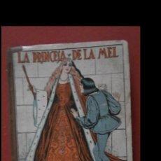 Libros antiguos: LA PRINCESA DE LA MEL. RONDALLES POPULARS. VALERI SERRA I BOLDÚ. Lote 187380662