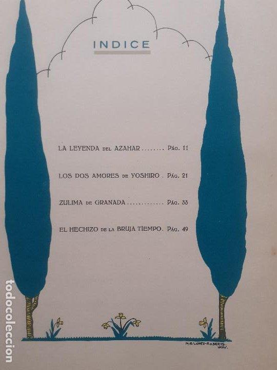 Libros antiguos: Cuentos de oriente y occidente - Tomo primero - Ed. talleres offset, años 30 - Foto 4 - 187516757