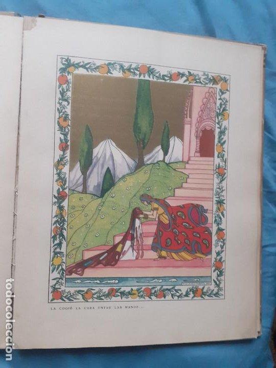 Libros antiguos: Cuentos de oriente y occidente - Tomo primero - Ed. talleres offset, años 30 - Foto 7 - 187516757