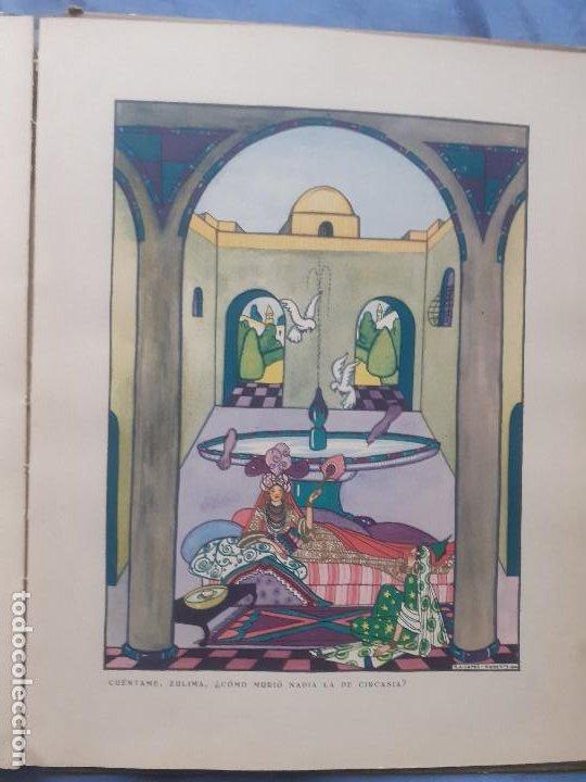 Libros antiguos: Cuentos de oriente y occidente - Tomo primero - Ed. talleres offset, años 30 - Foto 9 - 187516757