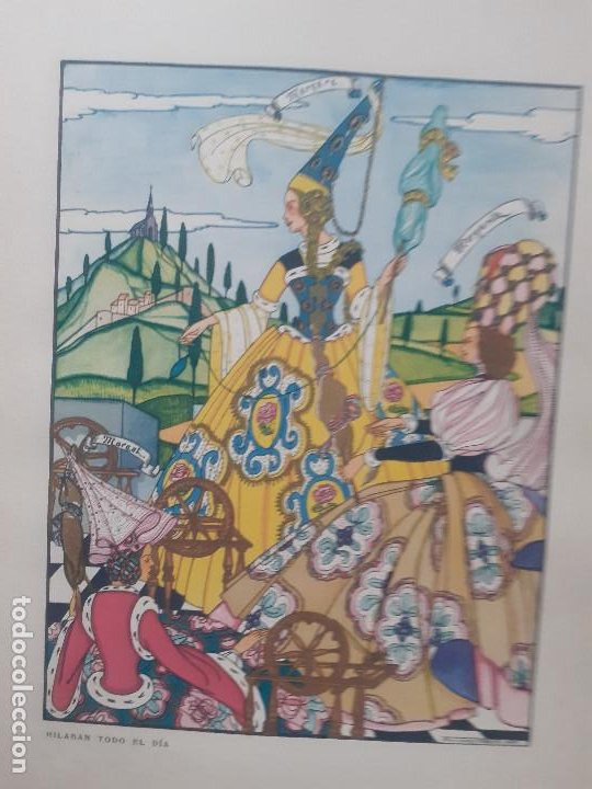 Libros antiguos: Cuentos de oriente y occidente - Tomo primero - Ed. talleres offset, años 30 - Foto 10 - 187516757