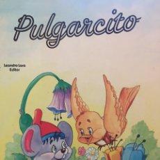 Libros antiguos: PULGARCITO - COLECCION LA LUNA - Nº 3. LEANDRO LARA EDITOR. Lote 187529836