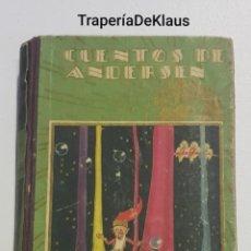 Libros antiguos: CUENTOS ANDERSEN SATURNINO CALLEJA - TDK154. Lote 187540108