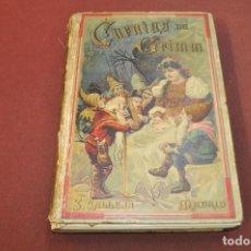Libros antiguos: CUENTOS ESCOGIDOS DE LOS HERMANOS GRIMM - BIBLIOTECA PERLA - SATURNINO CALLEJA 1876 - ANOB. Lote 187621180