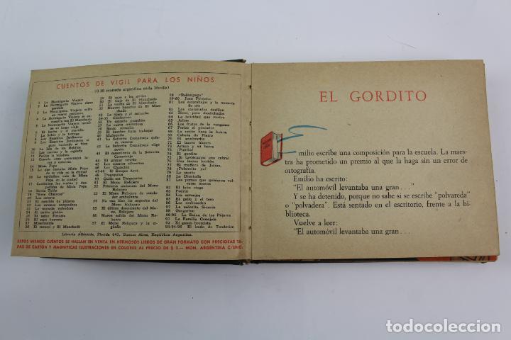 Libros antiguos: L-1236. CUENTOS DE CONSTANCIO C.VIGIL PARA LOS NIÑOS. - Foto 4 - 188663406