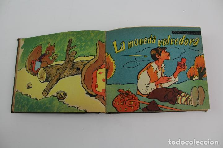 Libros antiguos: L-1236. CUENTOS DE CONSTANCIO C.VIGIL PARA LOS NIÑOS. - Foto 5 - 188663406