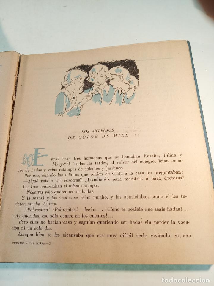 Libros antiguos: Lote de 5 cuentos de Los cuentos de Celia. Elena Fortún. Aguilar. Madrid. 1955. - Foto 8 - 189138382