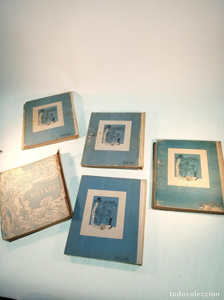 Libros antiguos: Lote de 5 cuentos de Los cuentos de Celia. Elena Fortún. Aguilar. Madrid. 1955. - Foto 10 - 189138382