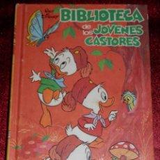 Libros antiguos: BIBLIOTECA DE LA JOVENES CASTORES - TOMO Nº 1. Lote 189509490