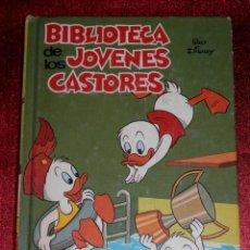 Libros antiguos: BIBLIOTECA DE LA JOVENES CASTORES - TOMO Nº 18. Lote 189509562