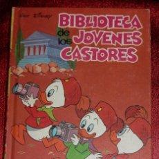 Libros antiguos: BIBLIOTECA DE LA JOVENES CASTORES - TOMO Nº 17. Lote 189509857