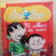 Libros antiguos: LEO LEO - EL COLLAR DE MAR - NUMERO 227. Lote 213556578