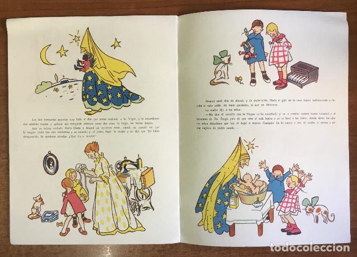 Libros antiguos: EL HERMANITO TIN. Cuento de niñas. - LAGUIA LLITERAS, Juan. - Foto 4 - 123206102