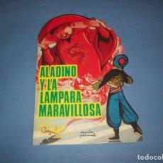 Libros antiguos: CUENTO TROQUELADO DE MARIA PASCUAL ALADINO. Lote 190718331