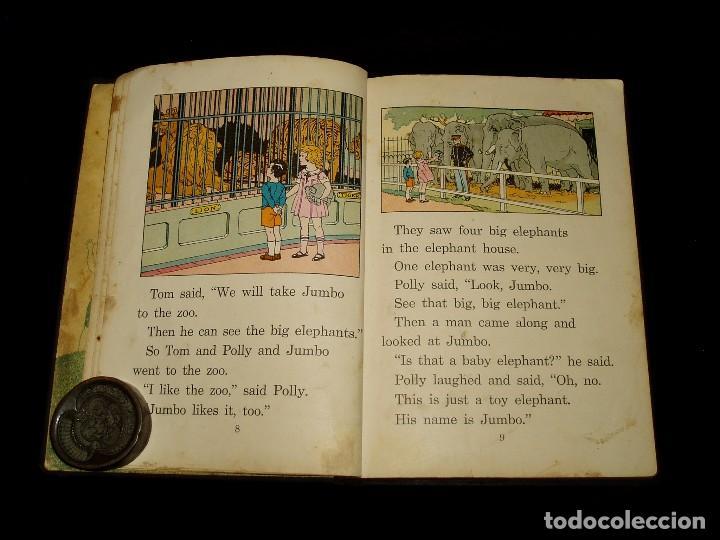Libros antiguos: Cuento en Inglés de Ppios. Siglo XX - Foto 5 - 190775662
