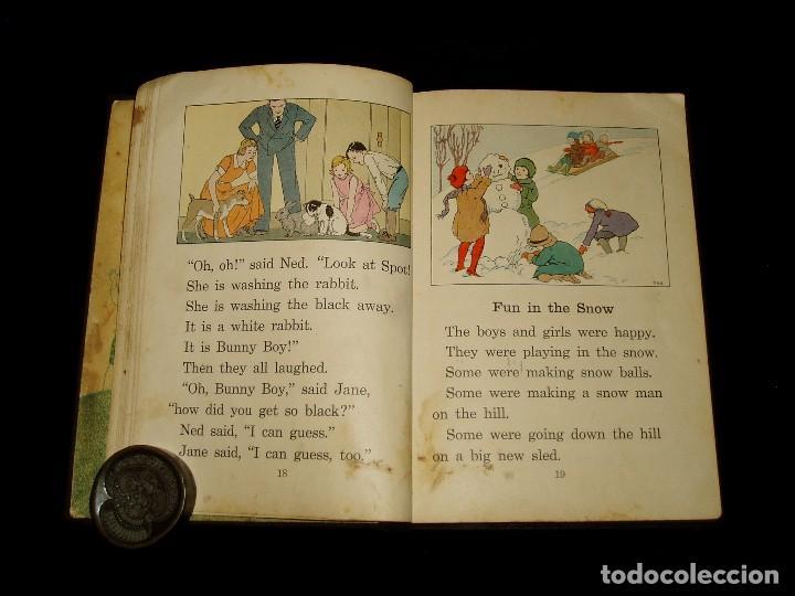 Libros antiguos: Cuento en Inglés de Ppios. Siglo XX - Foto 8 - 190775662