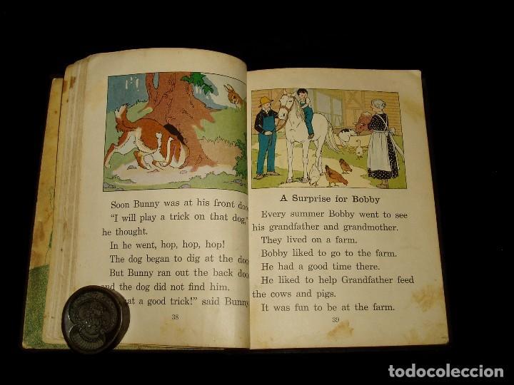 Libros antiguos: Cuento en Inglés de Ppios. Siglo XX - Foto 11 - 190775662