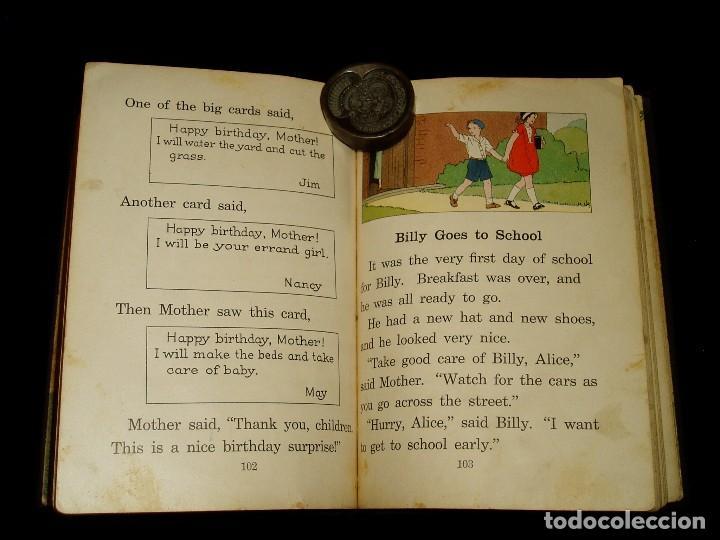 Libros antiguos: Cuento en Inglés de Ppios. Siglo XX - Foto 15 - 190775662