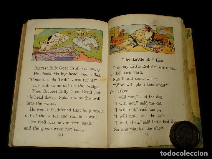 Libros antiguos: Cuento en Inglés de Ppios. Siglo XX - Foto 19 - 190775662