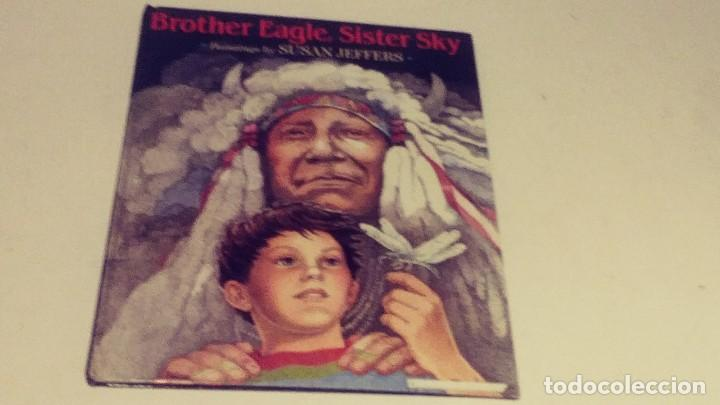 Libros antiguos: Brother Eagle Sister Sky - Foto 1 - 190875322