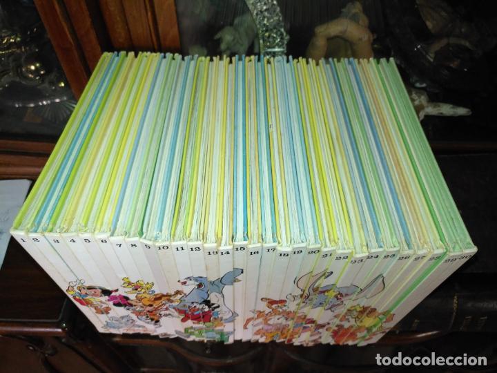 Libros antiguos: Clásicos Walt Disney Colección completa de 30 libros - Foto 2 - 190878490
