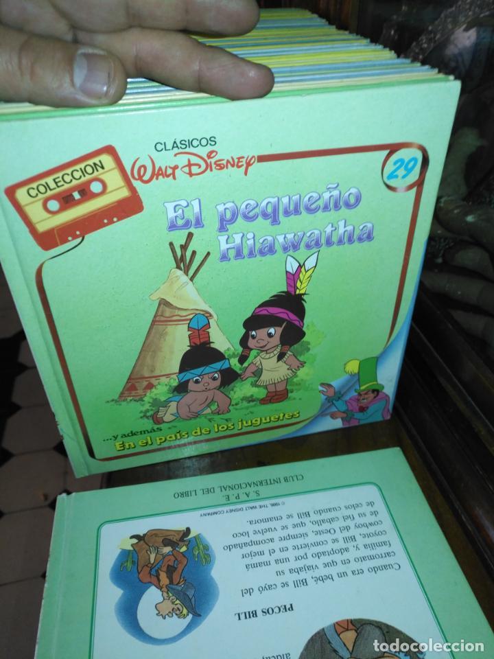 Libros antiguos: Clásicos Walt Disney Colección completa de 30 libros - Foto 4 - 190878490