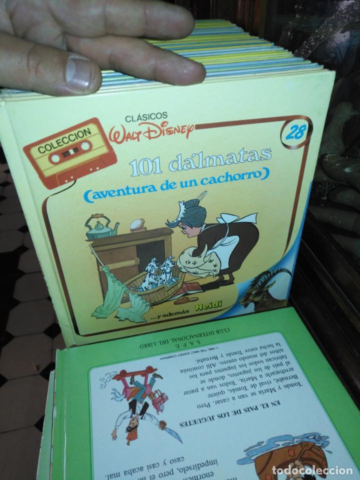 Libros antiguos: Clásicos Walt Disney Colección completa de 30 libros - Foto 5 - 190878490