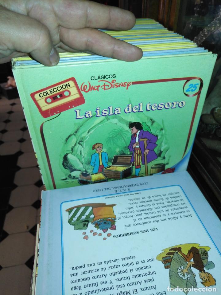 Libros antiguos: Clásicos Walt Disney Colección completa de 30 libros - Foto 8 - 190878490
