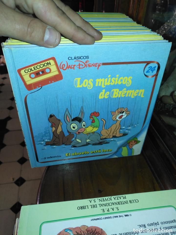 Libros antiguos: Clásicos Walt Disney Colección completa de 30 libros - Foto 9 - 190878490