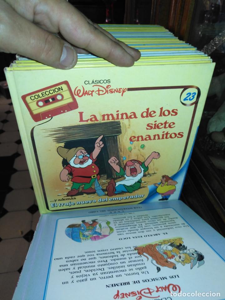 Libros antiguos: Clásicos Walt Disney Colección completa de 30 libros - Foto 10 - 190878490