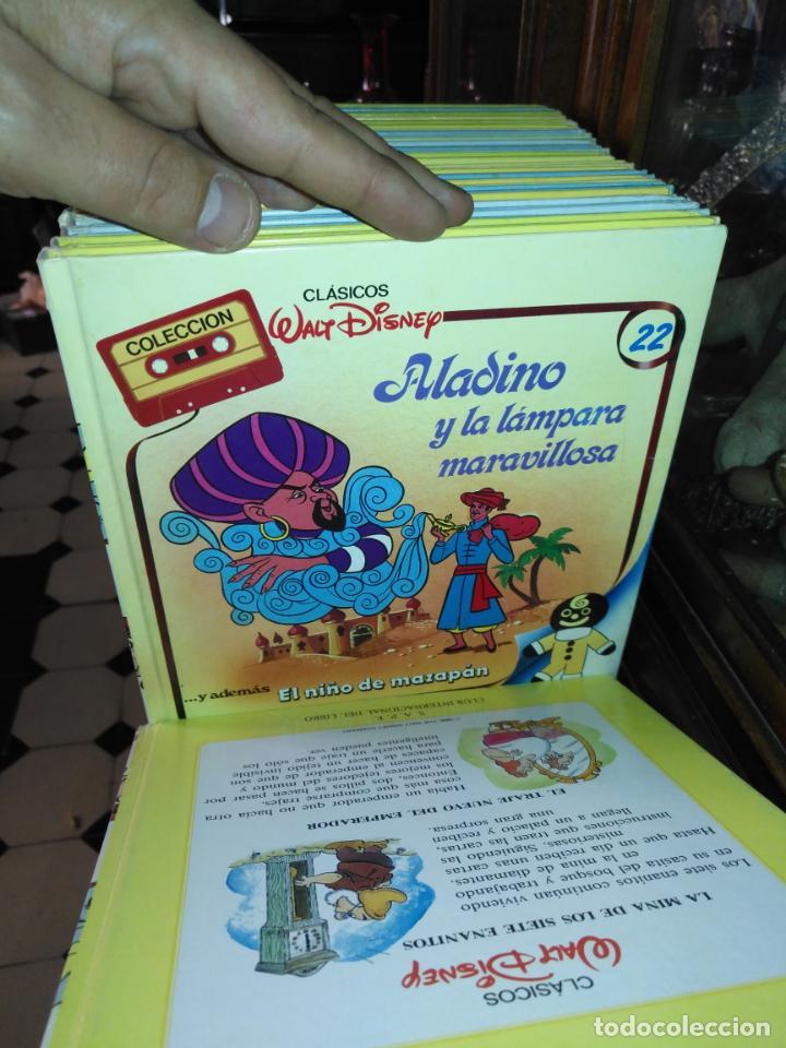 Libros antiguos: Clásicos Walt Disney Colección completa de 30 libros - Foto 11 - 190878490