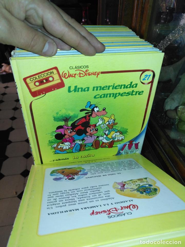 Libros antiguos: Clásicos Walt Disney Colección completa de 30 libros - Foto 12 - 190878490