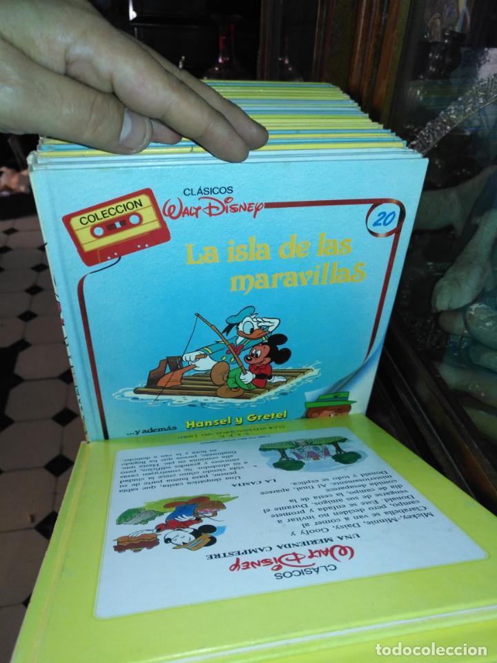 Libros antiguos: Clásicos Walt Disney Colección completa de 30 libros - Foto 13 - 190878490