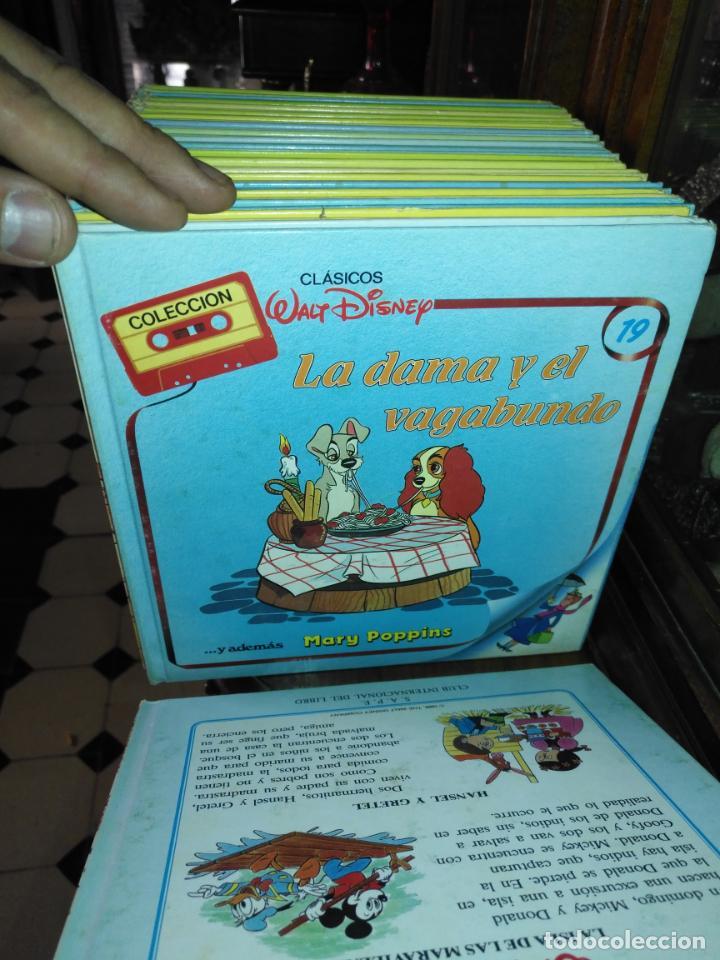Libros antiguos: Clásicos Walt Disney Colección completa de 30 libros - Foto 14 - 190878490