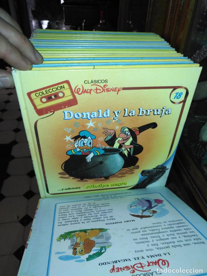 Libros antiguos: Clásicos Walt Disney Colección completa de 30 libros - Foto 15 - 190878490