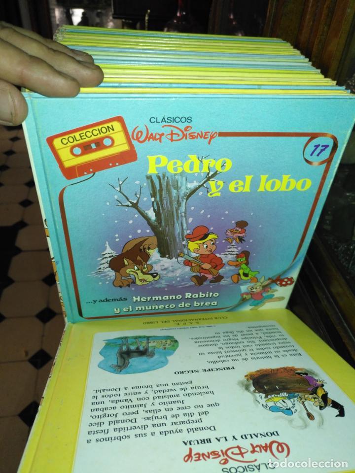 Libros antiguos: Clásicos Walt Disney Colección completa de 30 libros - Foto 16 - 190878490