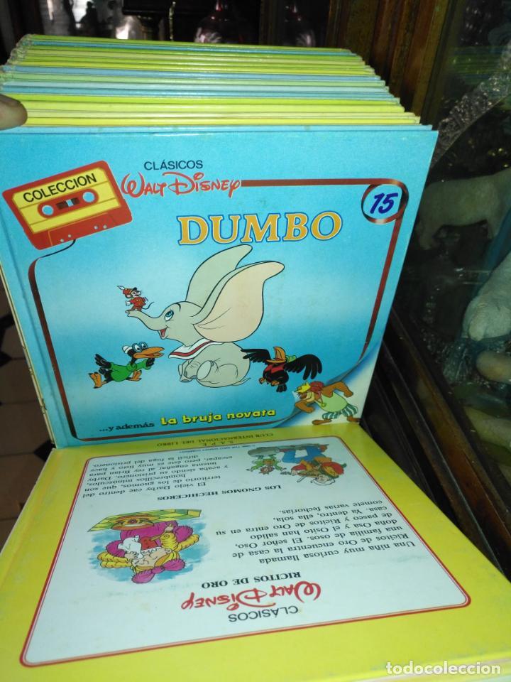 Libros antiguos: Clásicos Walt Disney Colección completa de 30 libros - Foto 18 - 190878490