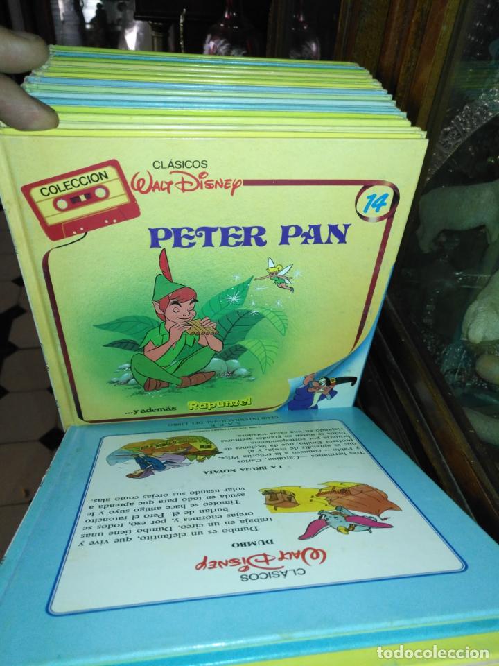 Libros antiguos: Clásicos Walt Disney Colección completa de 30 libros - Foto 19 - 190878490