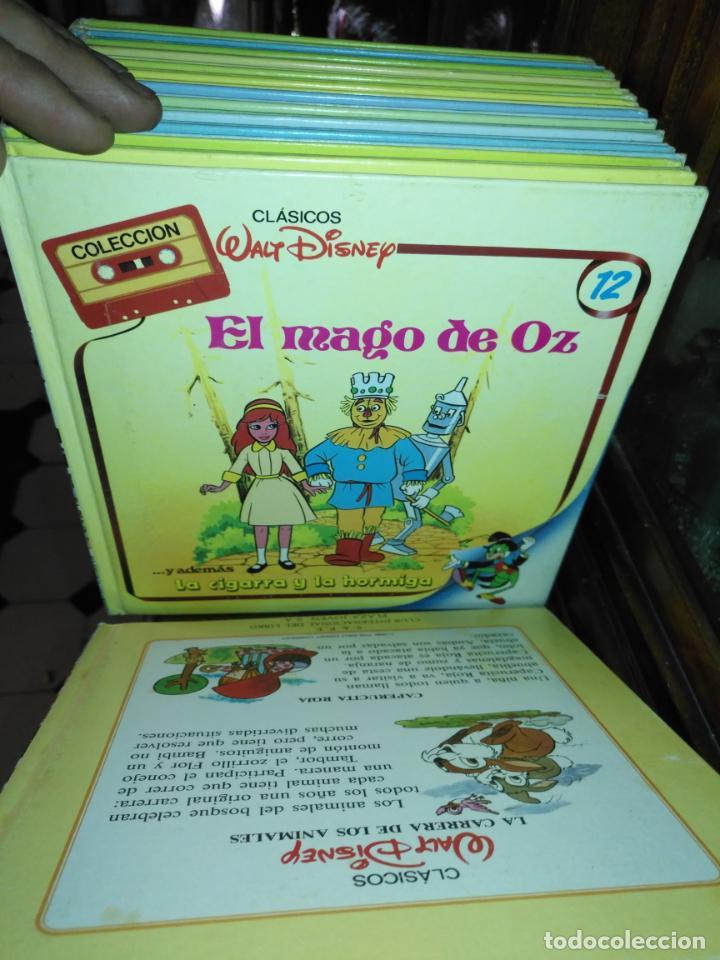 Libros antiguos: Clásicos Walt Disney Colección completa de 30 libros - Foto 21 - 190878490