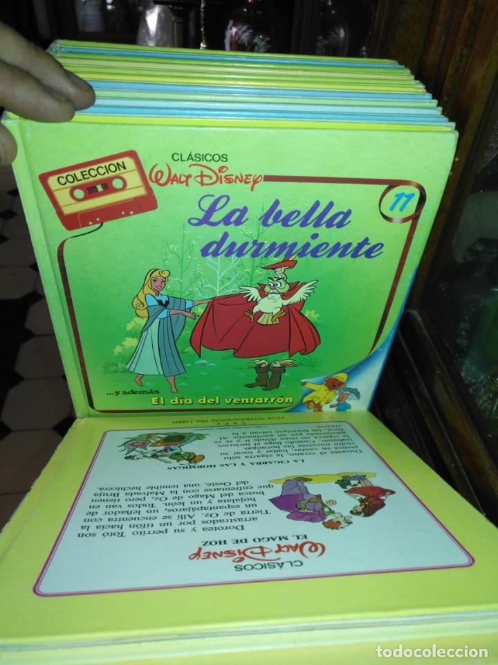 Libros antiguos: Clásicos Walt Disney Colección completa de 30 libros - Foto 22 - 190878490