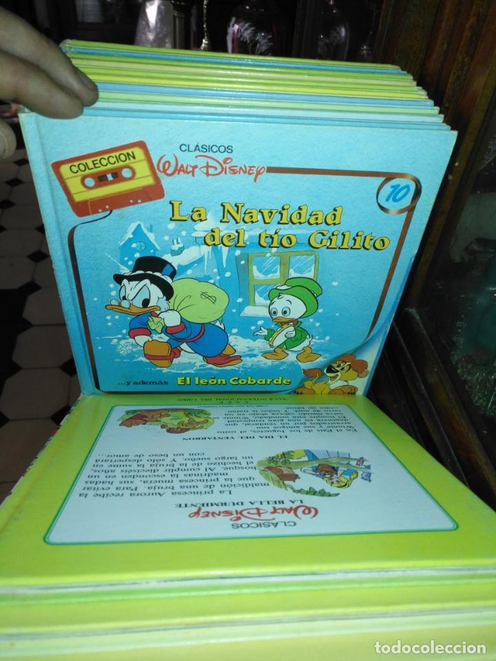 Libros antiguos: Clásicos Walt Disney Colección completa de 30 libros - Foto 23 - 190878490
