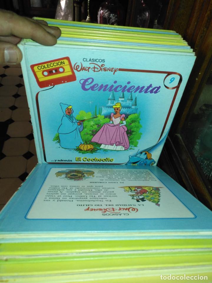 Libros antiguos: Clásicos Walt Disney Colección completa de 30 libros - Foto 24 - 190878490