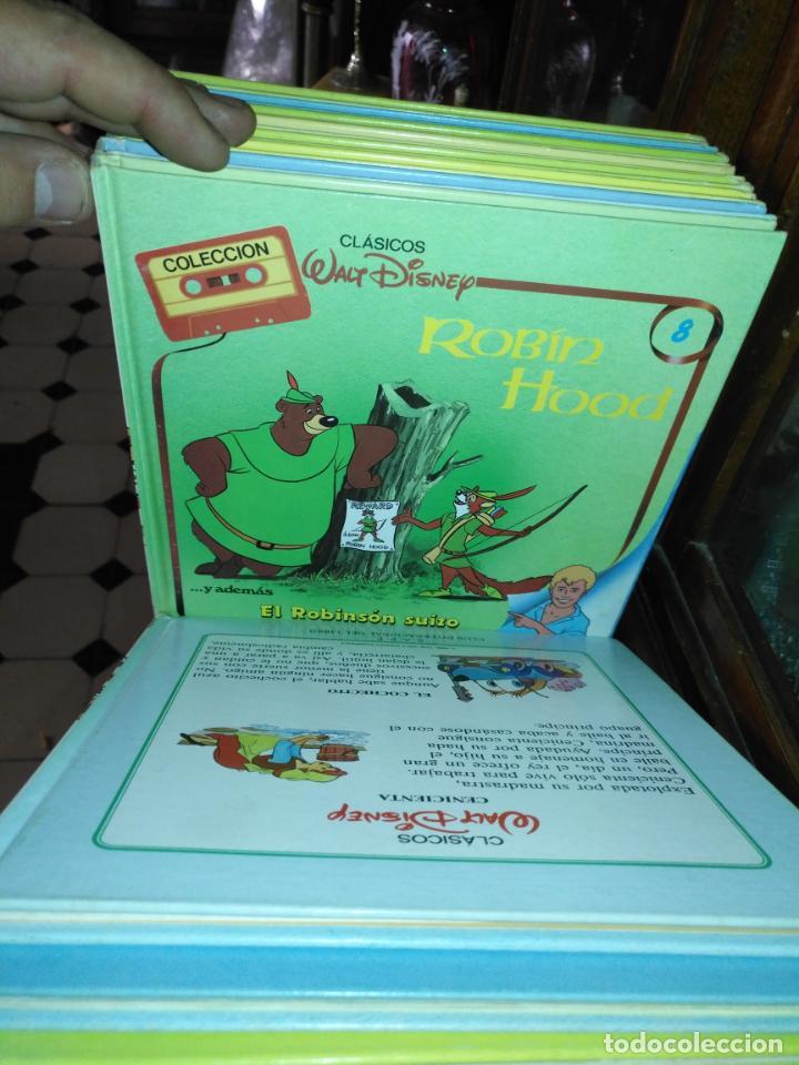 Libros antiguos: Clásicos Walt Disney Colección completa de 30 libros - Foto 25 - 190878490