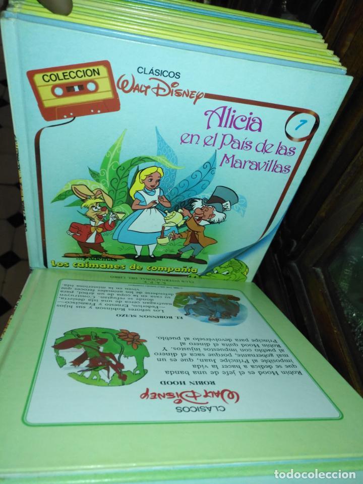 Libros antiguos: Clásicos Walt Disney Colección completa de 30 libros - Foto 26 - 190878490